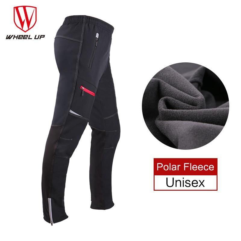 Men/'s Winter Pants Bicycle Cycling Bike Windproof Thermal Sport Pants Trousers
