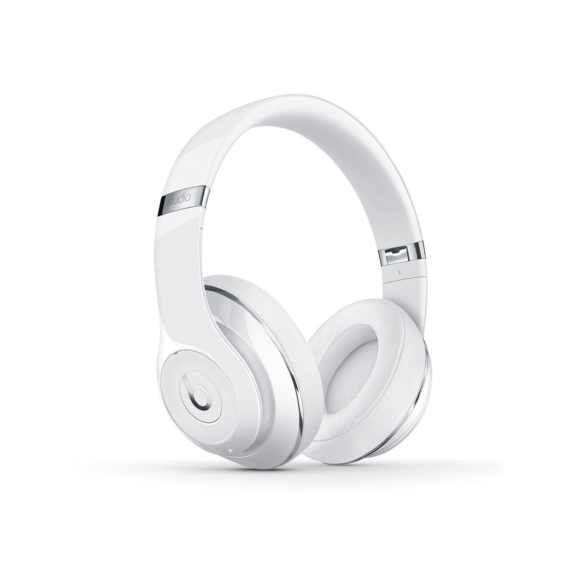 Beats studio wireless headphones headphones in ear