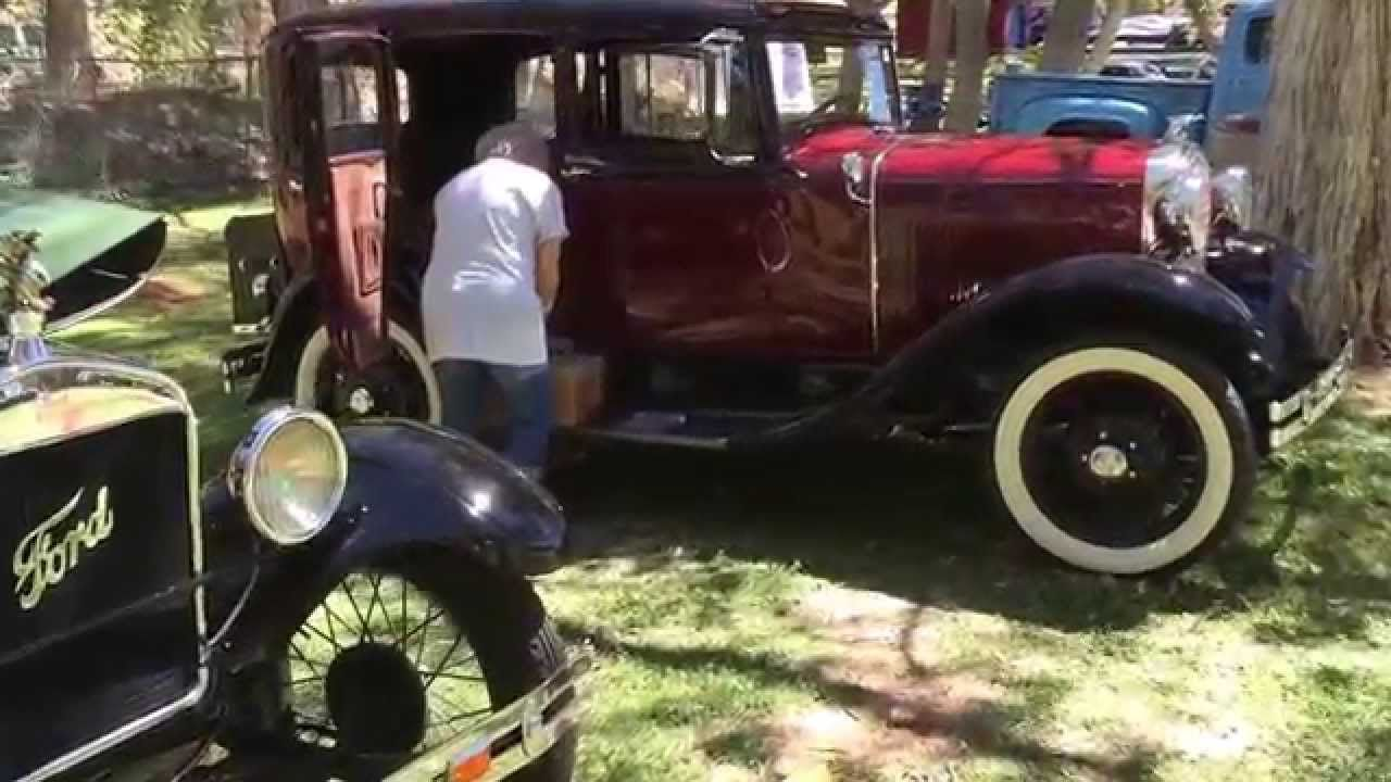 Blast from the Past Car Show 2015 Salina Utah Salina
