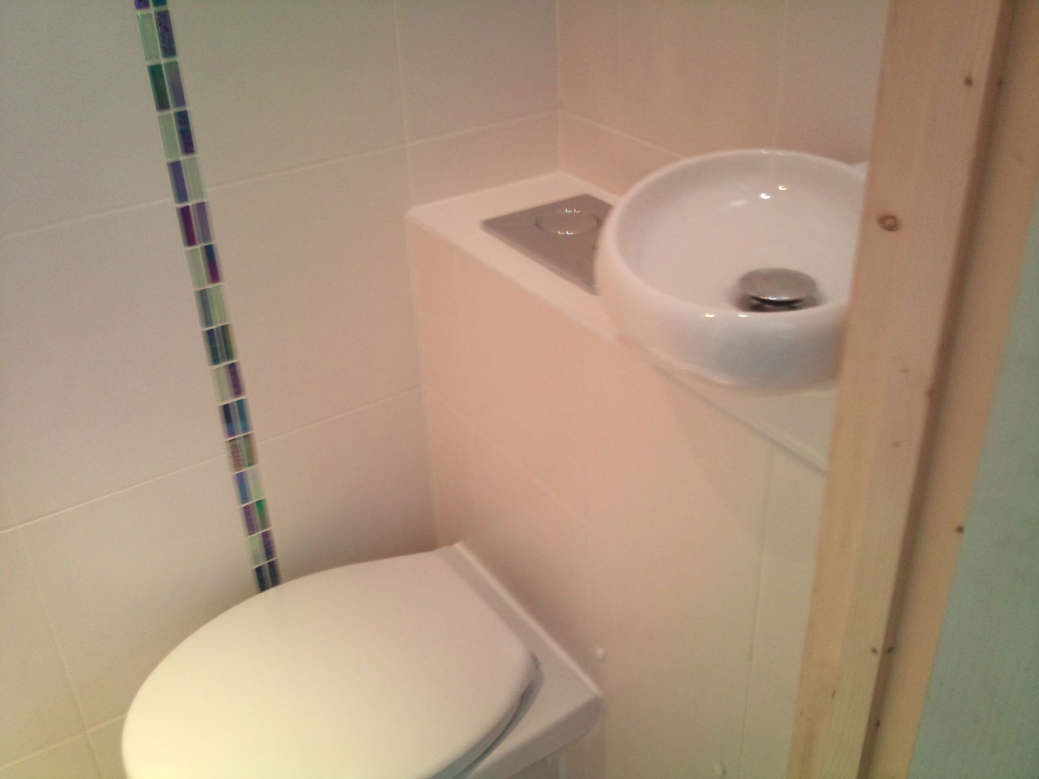 add a wetroom in an old airing cupboard bathrooms created by us in rh pinterest com