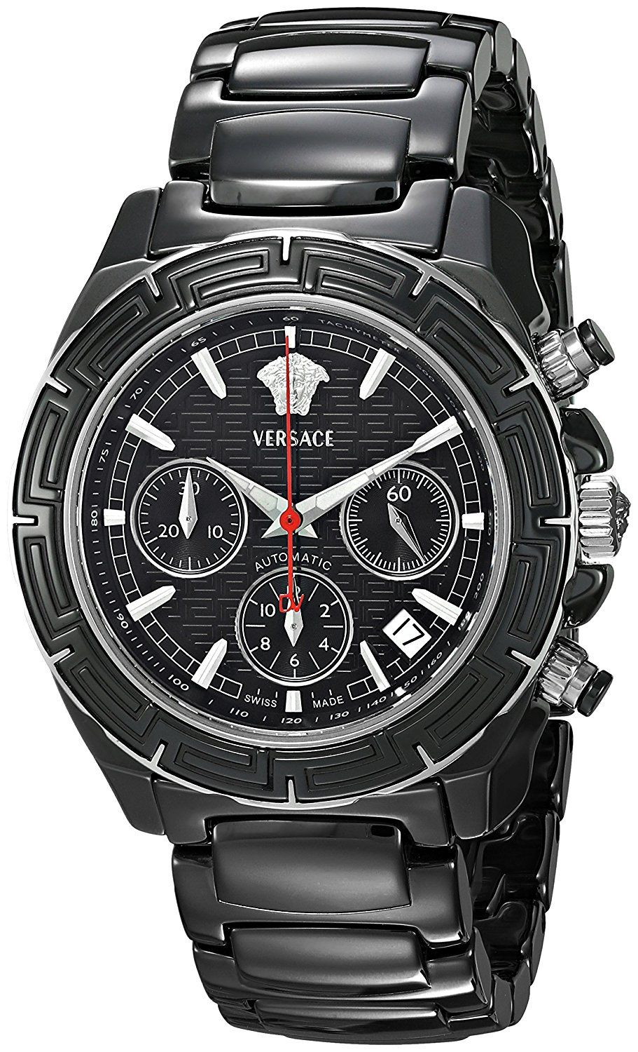 Amazon versace menus ccd sc dv one chrono analog