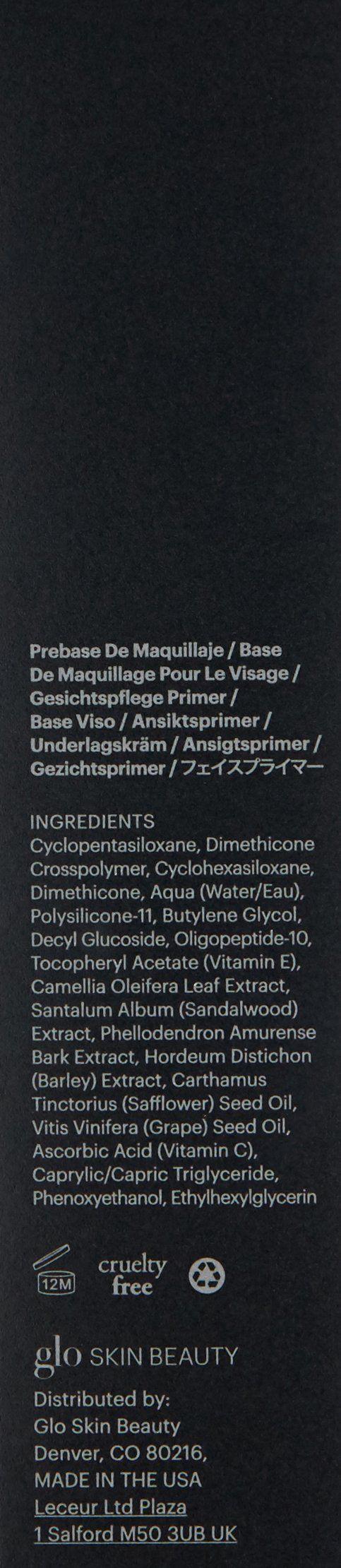 Glo Skin Beauty Face Primer Mineral Makeup Primer 1 fl. oz