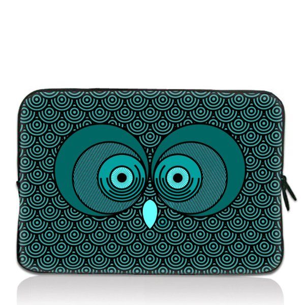 """Owl 10"""" 10.1"""" 10.2"""" inch Laptop Carrying bag Netbook Sleeve Tablet Case For Apple iPad 2 3 4 5/Asus EeePC 10 transformer/Acer Aspire one/Dell inspiron mini/Samsung N145/Toshiba/Kindle DX/Lenovo S205/HP Touchpad Mini 210 @ B10-62599:Amazon:Computers & Accessories"""