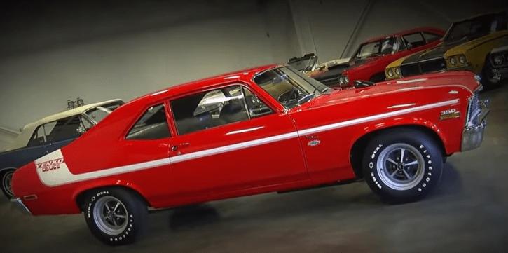 1970 Chevy Nova Yenko Deuce Chevy Nova Muscle Cars Chevy