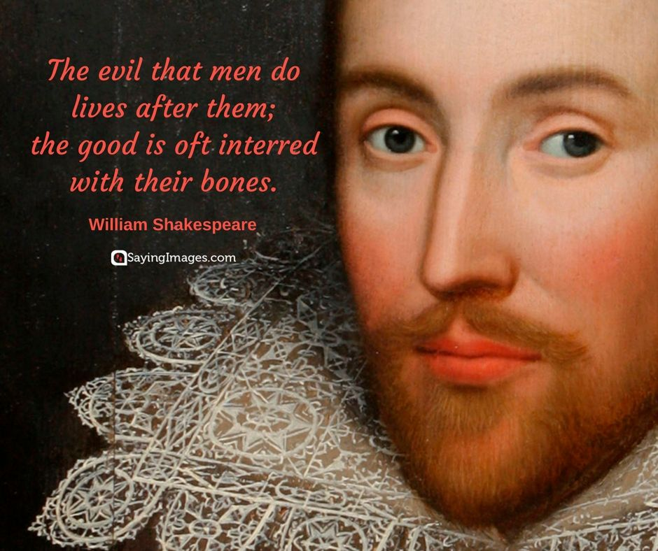 Best of William Shakespeare Quotes and Sayings