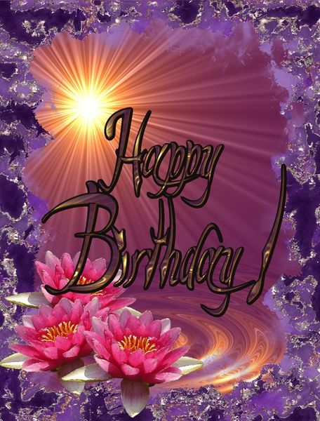 For Your Special Day Happy Birthday Card Birthdays are very – Happy Birthdays Cards