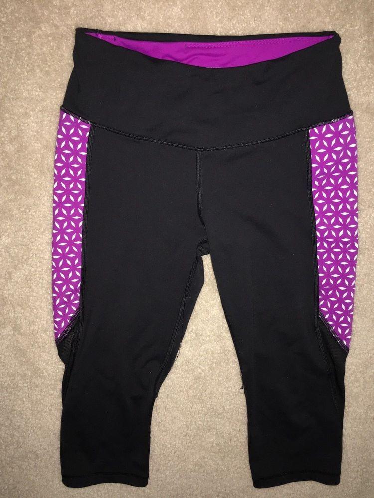 e89d002d1e1cb Victoria's Secret VSX PINK Yoga Pant Legging Black Size Small Stretch  Cotton #fashion #clothing #shoes #accessories #womensclothing #leggings  (ebay link)