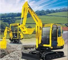 Hyundai Robex 28 7 R28 7 Mini Excavator Service Repair Workshop Manual Hyundai Excavator