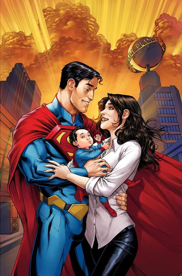 Superman Family Injustice 11x17 print