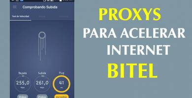 Proxys Para Acelerar Internet Bitel 4g 2019 Android Internet