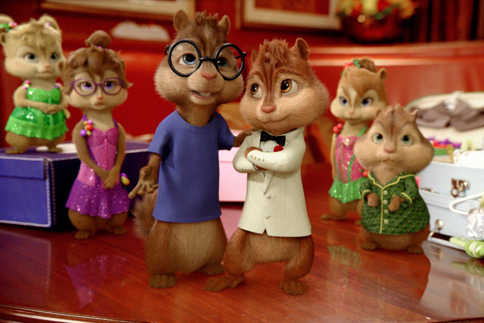 alvin the chipmunk | REEL DEAL: Alvin and the Chipmunks Chipwrecked ...