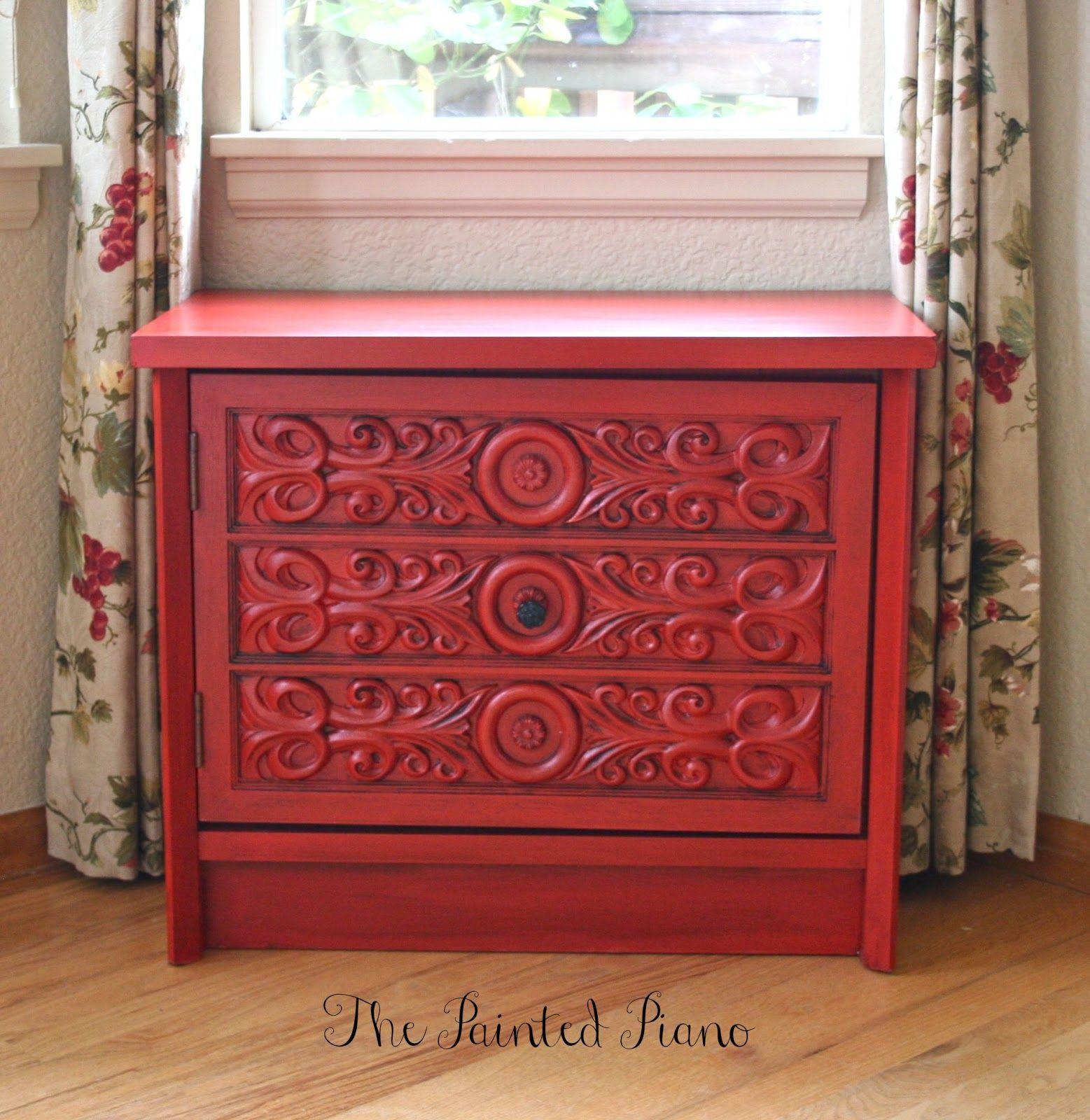 Red Merlot by Benjamin Moore Paprika
