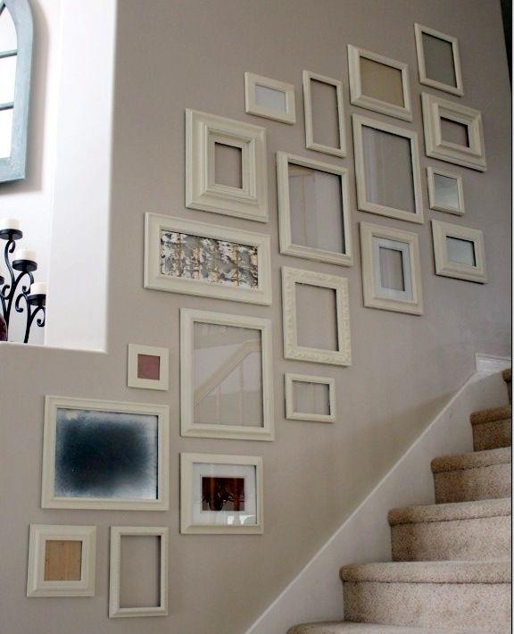 cuadros en escalera decoracion buscar con google