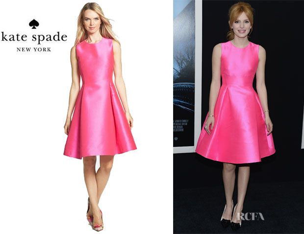 Bella Thorne S Kate Spade New York Roset Woven Fit And