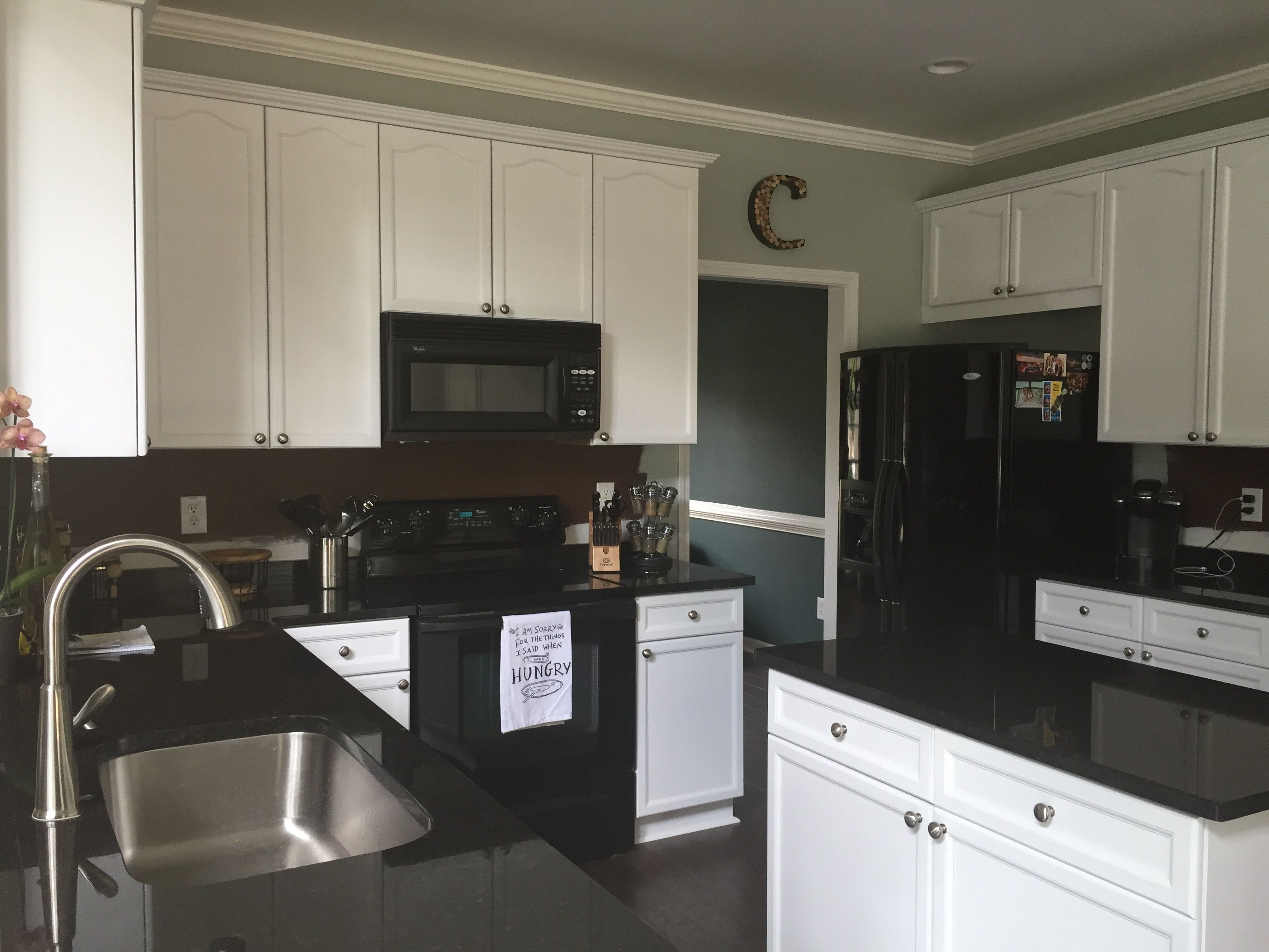 Best Kitchen Sherwin Williams Comfort Gray Sw 6205 Walls 640 x 480