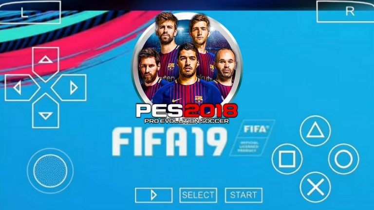 Fifa 19 Mod Pes Offline Android Best Graphics Download Game