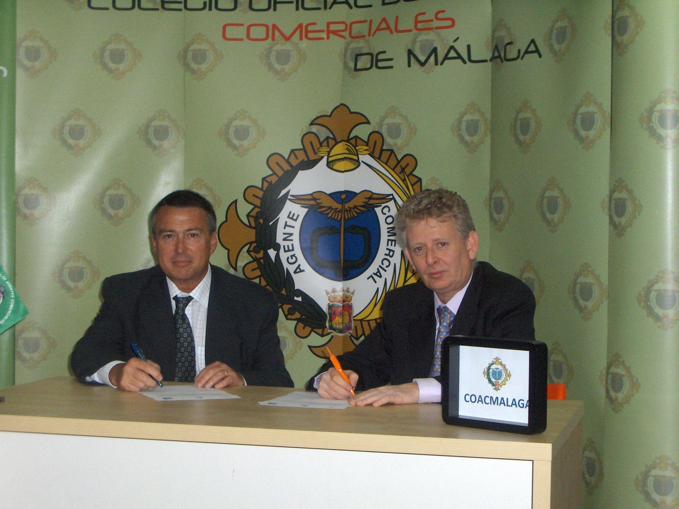 COACMALAGA ha firmado un acuerdo de colaboración con