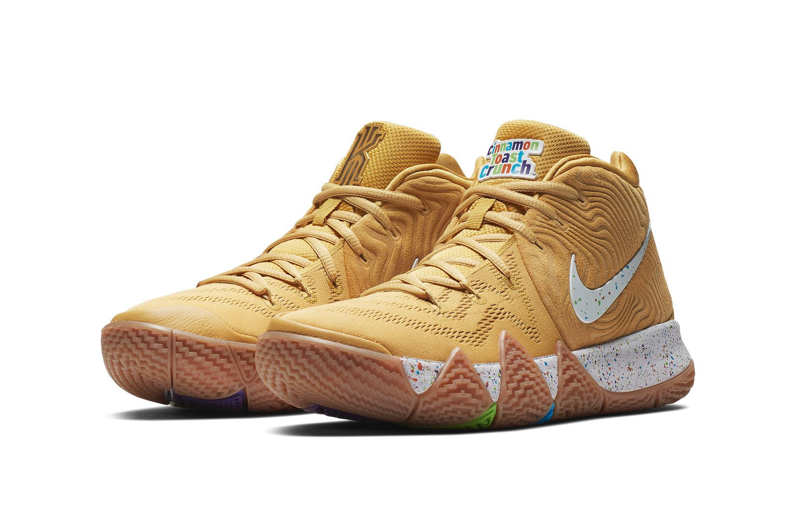 low priced ab71f 36d1a The Nike Kyrie 4