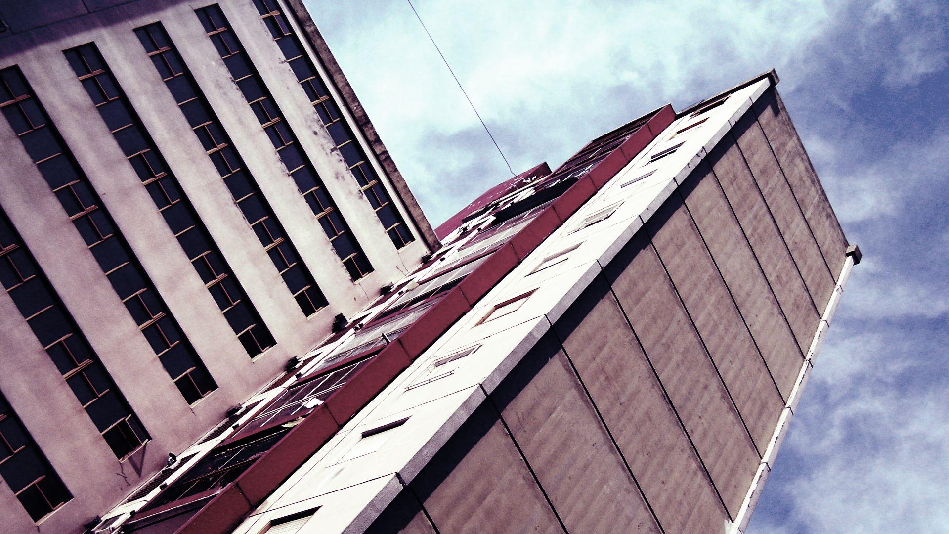 Edificio -  building, sky