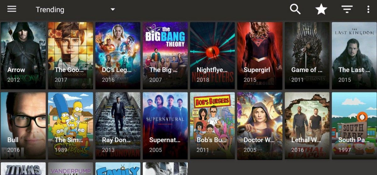 What is Cyberflix TV APK Supergirl games, Good movies