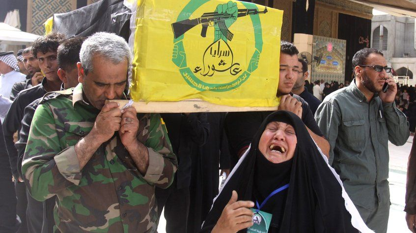 Estado Islámico asesina a 52 jóvenes en un colegio de Mosul - http://www.notiexpresscolor.com/2016/11/02/estado-islamico-asesina-a-52-jovenes-en-un-colegio-de-mosul/