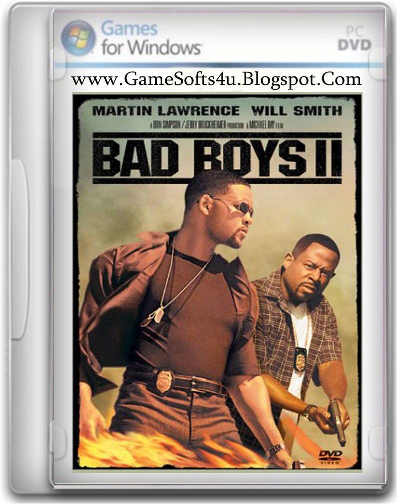 bad boys ii game