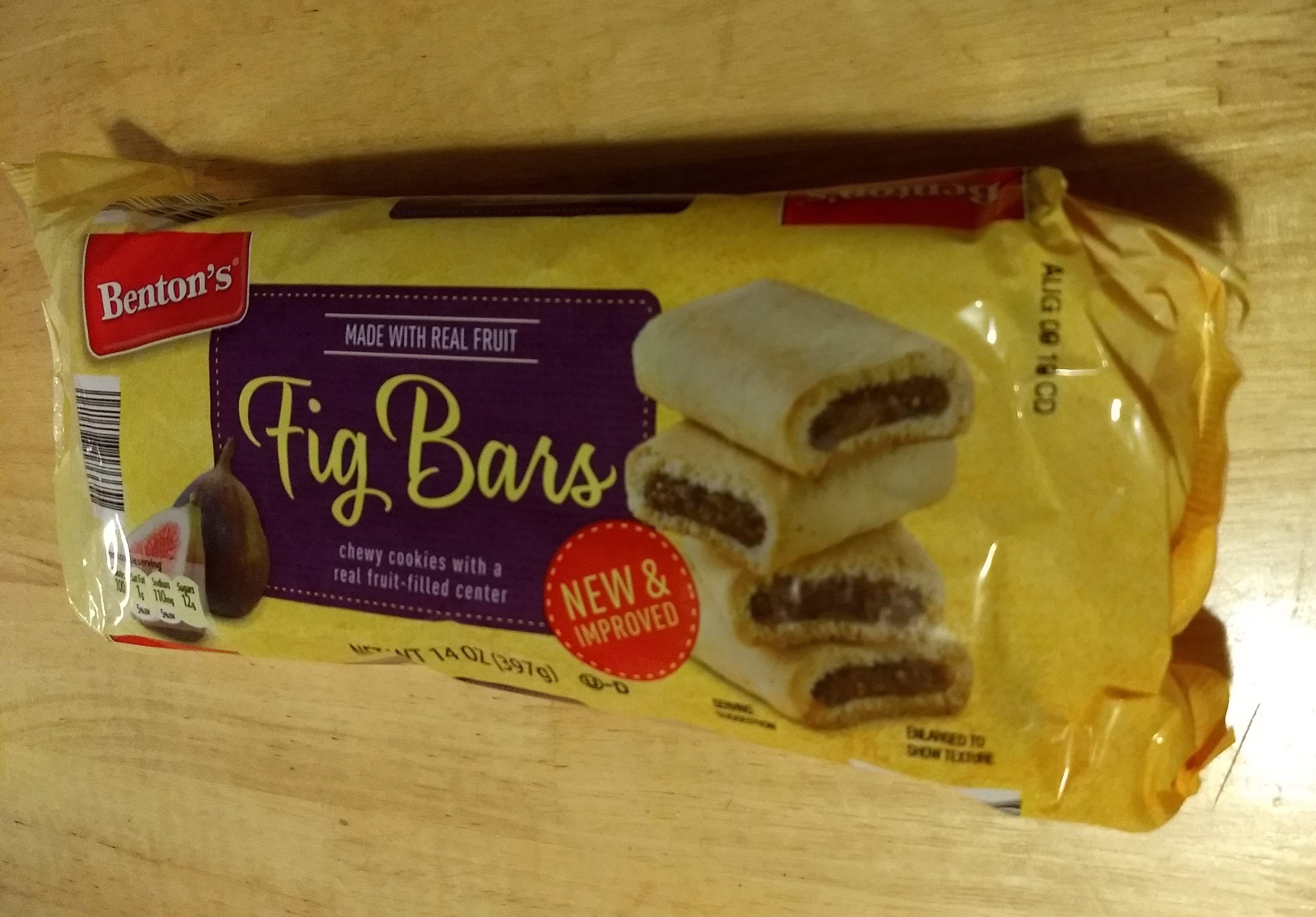Benton S Fig Bars Food Regular Buys Fig Bars Fig Paste Fig