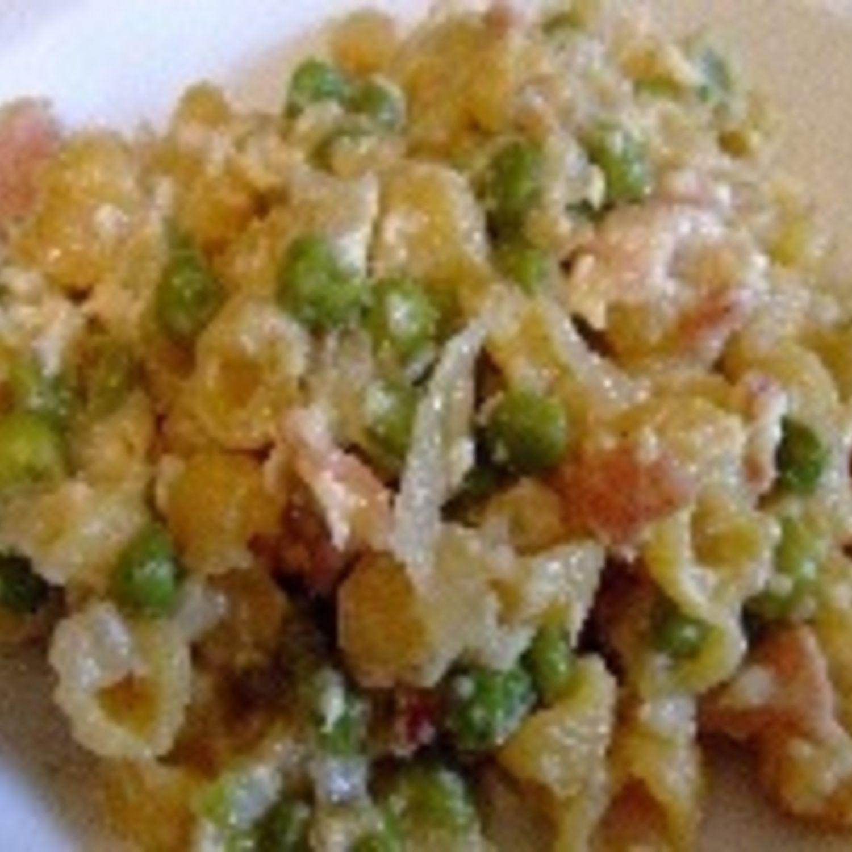 recipe: ruby tuesday ham and pea pasta salad recipe [18]