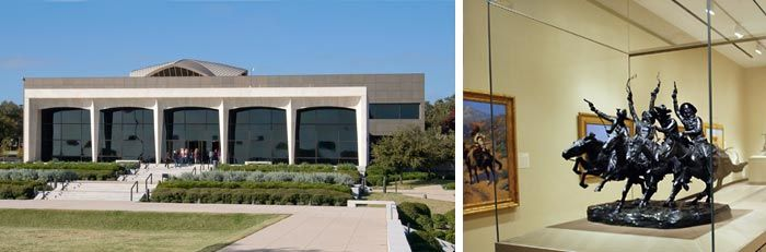 Amon Carter Museum, Fort Worth, TX One of the top American art museums in the country!! Features American 19th and 20th century. One of my favorites