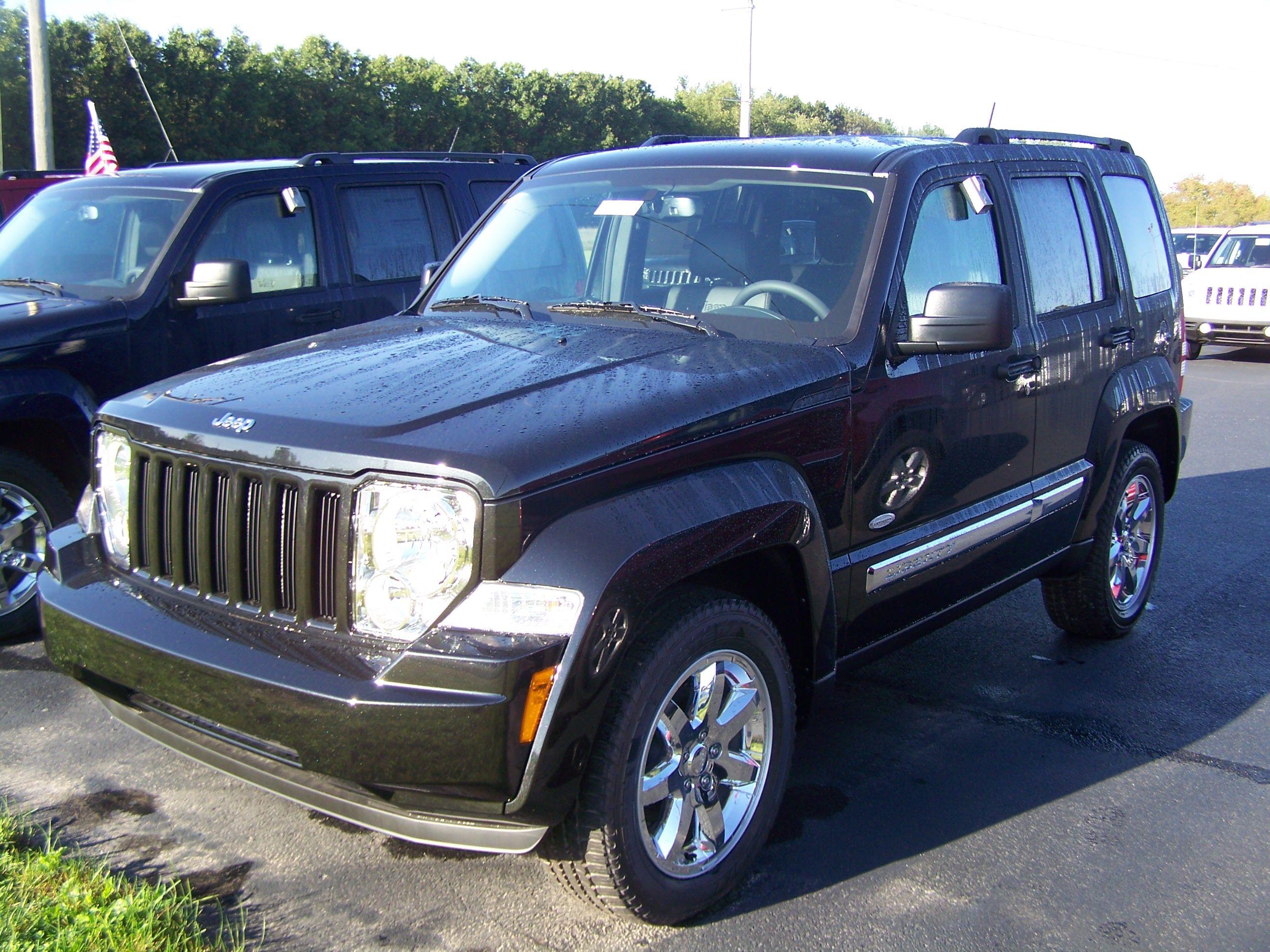 New 2012 Jeep Liberty Sport For Sale Montague Mi