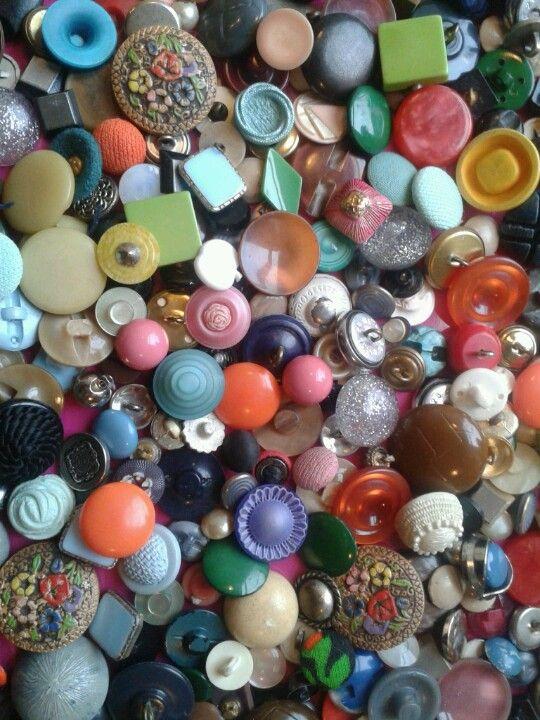Prachtige knopen gevonden op MP :-)
