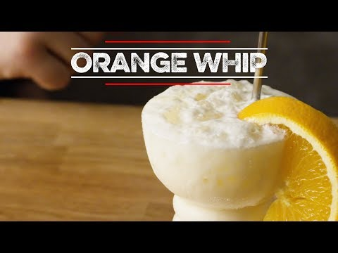 133 The Blues Brothers Orange Whip How To Drink Youtube Simple Syrup Cocktails Whips Food