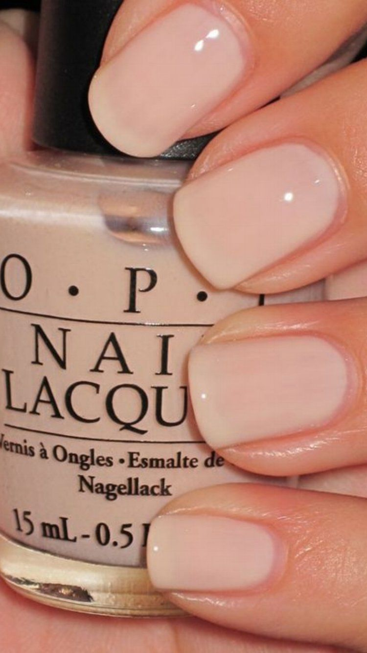 💅 101 Trending Nail Art Ideas | Nude nails, Color nails and OPI