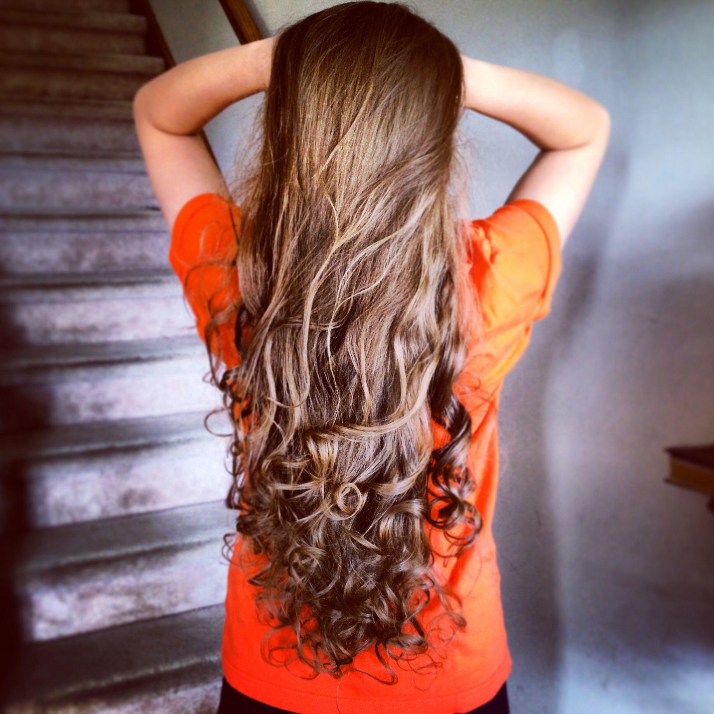 uncut hair ❤️   a woman's glory   long hair styles, hair