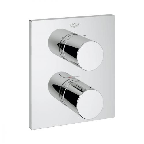Grohe Grohtherm 3000 C Thermostat Mit Integrierter 2 Wege