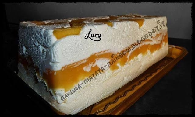 #Freddi#semifreddo#white#peach#panna#frozen http://www.freddi.it/