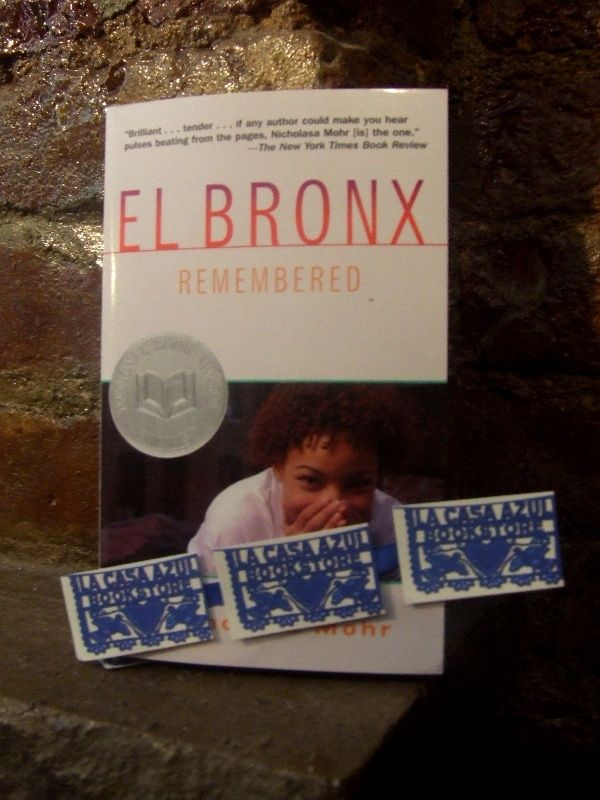 """El Bronx Remembered"" By Nicholasa Mohr. La Casa Azul"