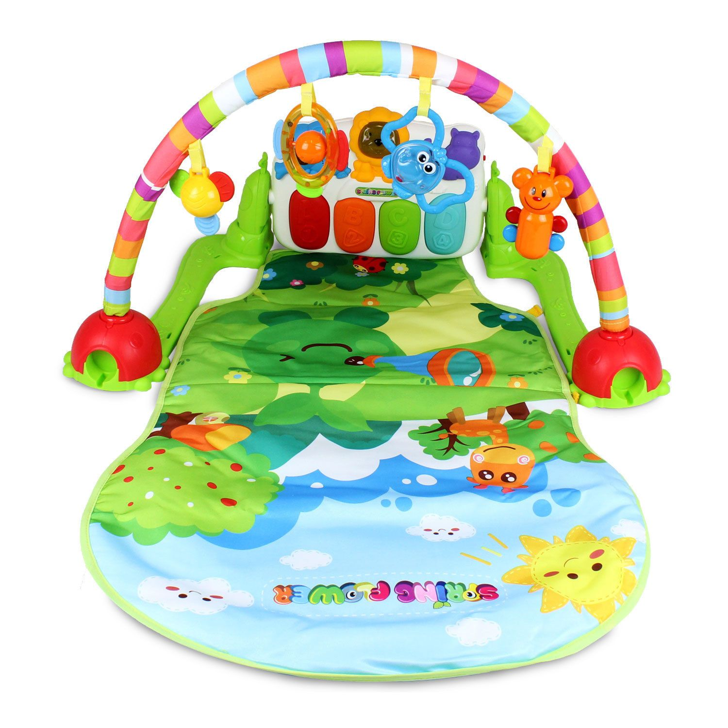 Pin by BTTF Products on Baby Developmental Toys Baby gym