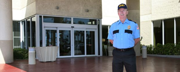 Security Services For Hotel Or Restaurants Security Guard