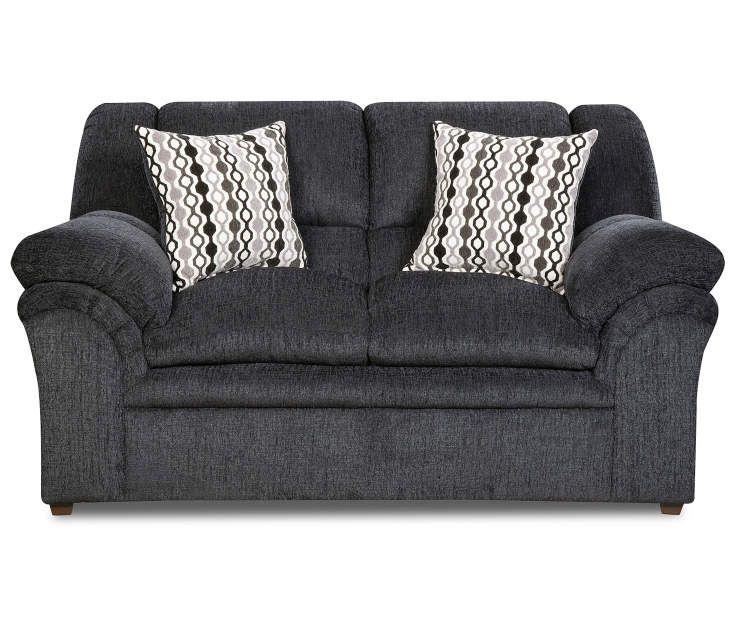 Navy Sleeper sofa