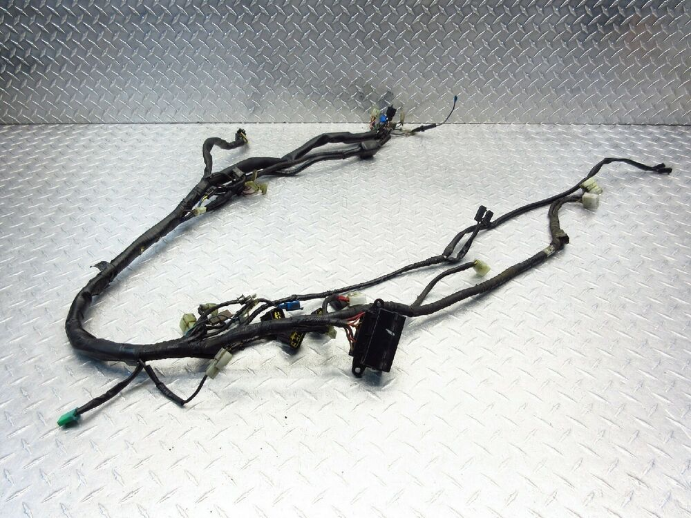silverado wiring harness ebay advertisement ebay  2002 01 03 yamaha roadstar silverado xv1600  03 yamaha roadstar silverado xv1600