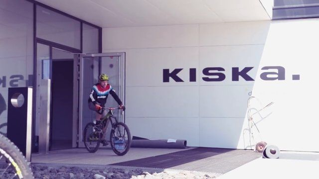 Located at the base of Mount Untersberg in the heart of the Austrian Alps, KISKA designers can't resist breaking out the bikes, boards, skis, sneakers or motorcycles when the clock strikes 12.  Check out how senior designers Piers and Craig took their lunch break to the next level one sunny Friday.   Learn more about working at KISKA by visiting http://bit.ly/1e9NAPk.   KISKA. Designing Desire. www.kiska.com