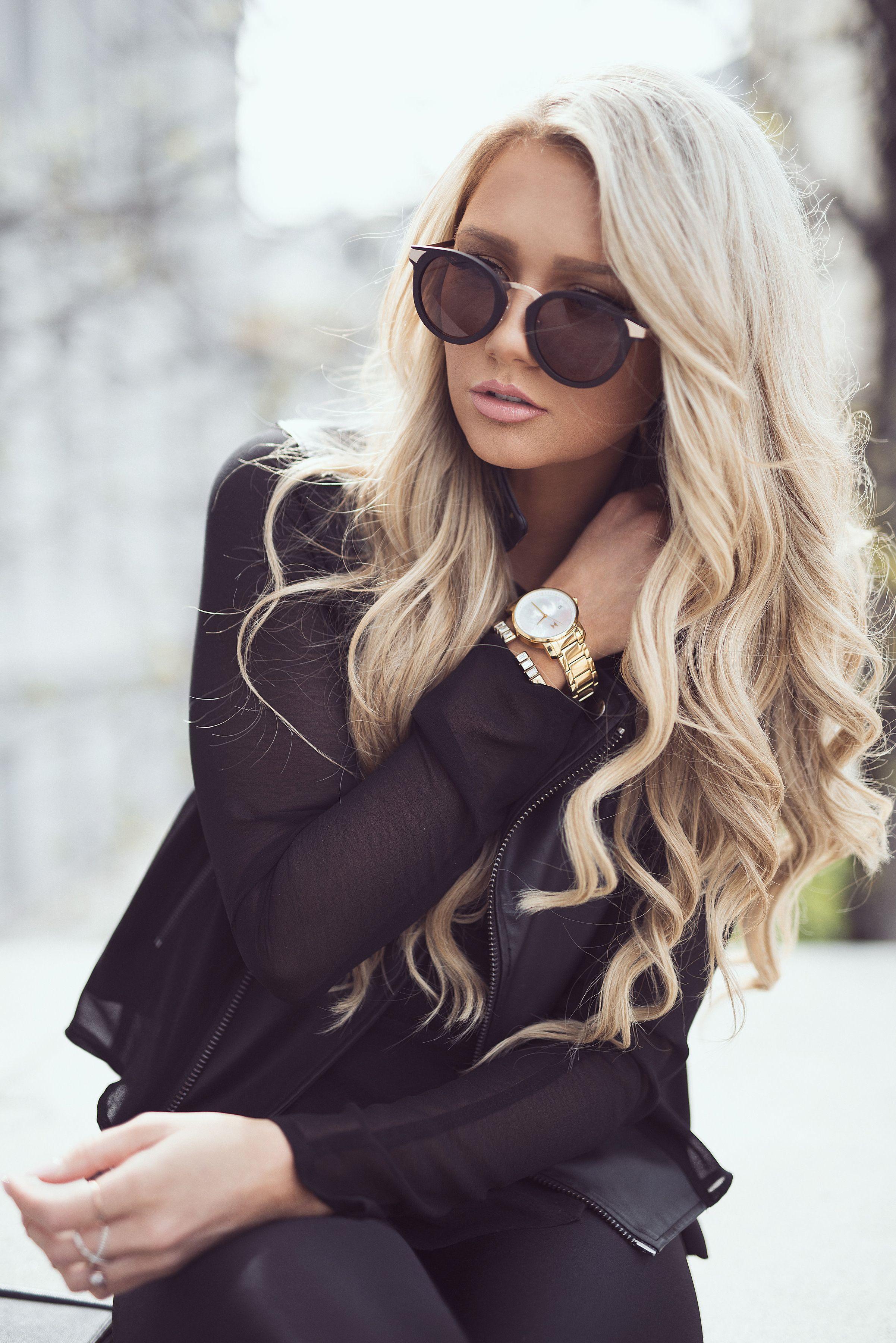 ответила, что фото блондинки в москве красивые этой