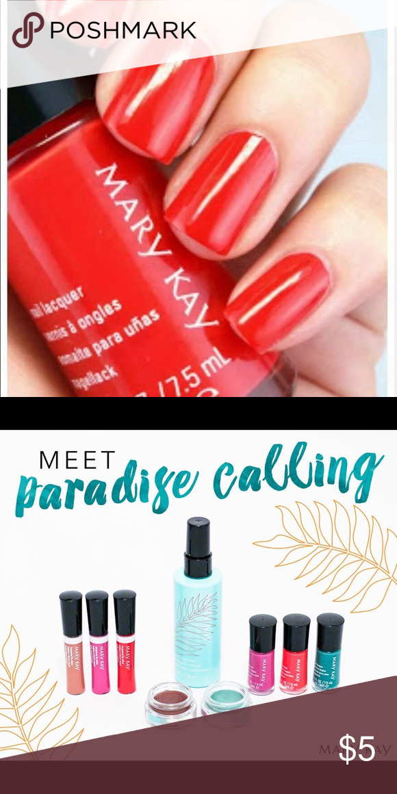 🔥🔥 Mary Kay Nail Lacquer Boutique