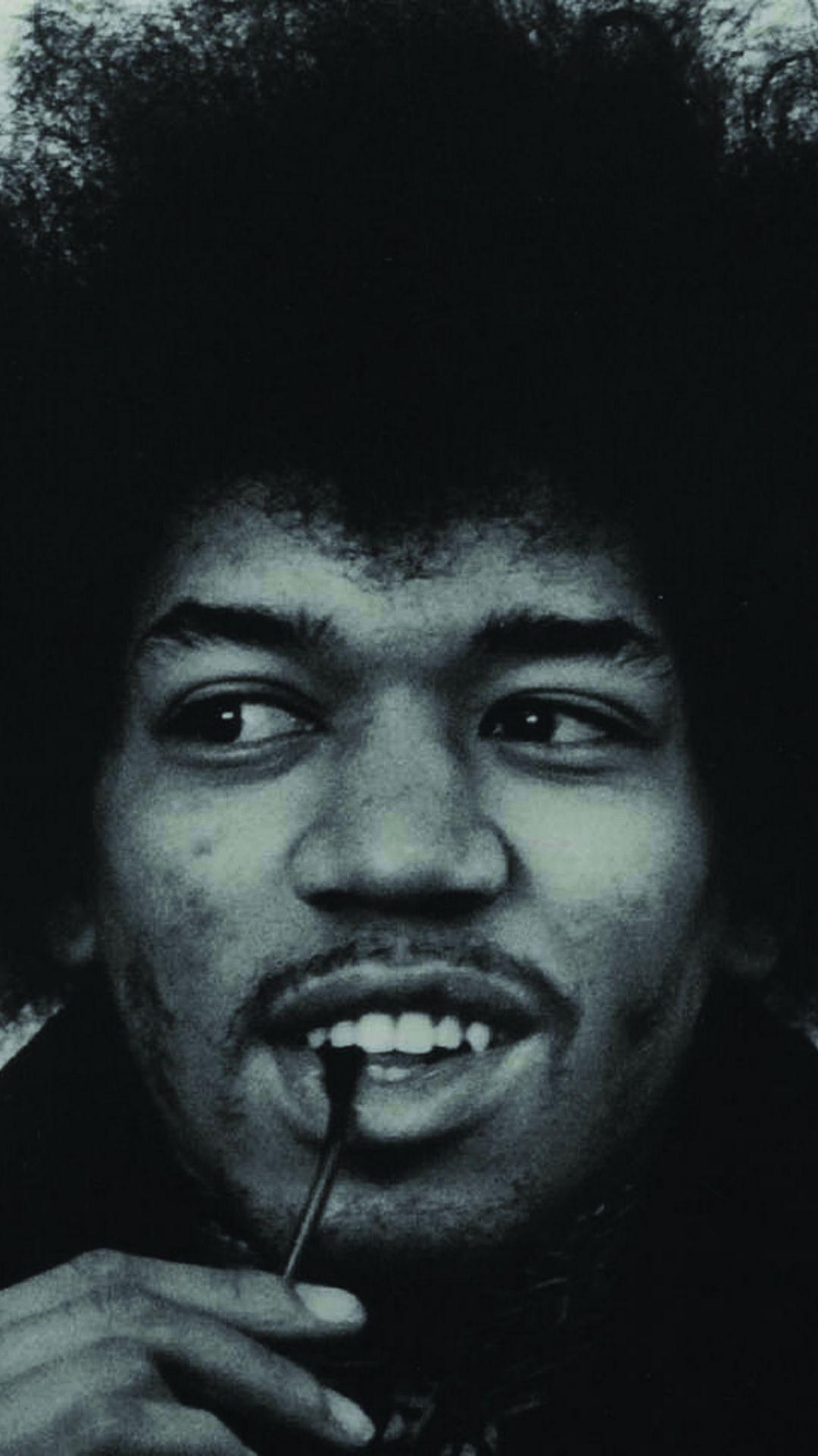 Singer Virtuoso Guitarist Jimi Hendrix Music Wallpaper