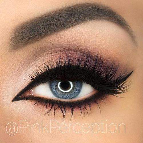 21 Gorgeous Eye Makeup Looks For Blue Eyes Eye Makeup Smokey