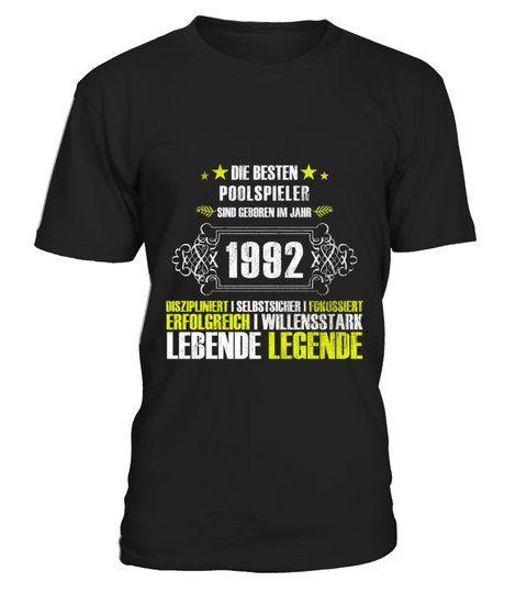 Geschenk Zum 25 Geburtstag Fr Poolspieler Shirts