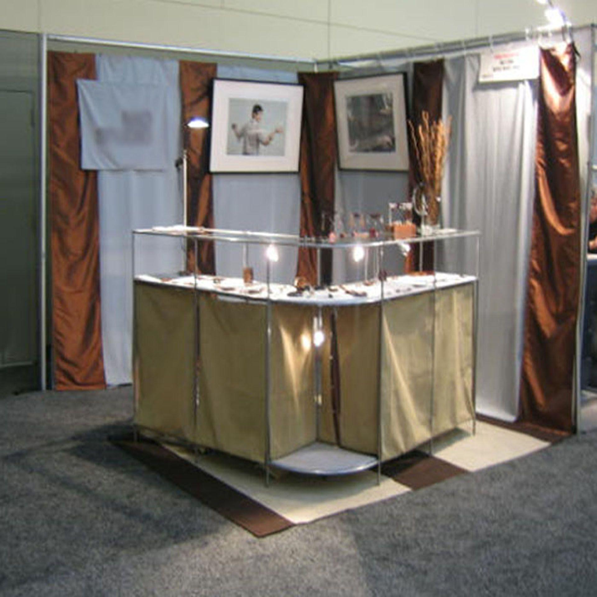 Mio Studio Jewelry Booth 2006 Baltimore American Craft Council