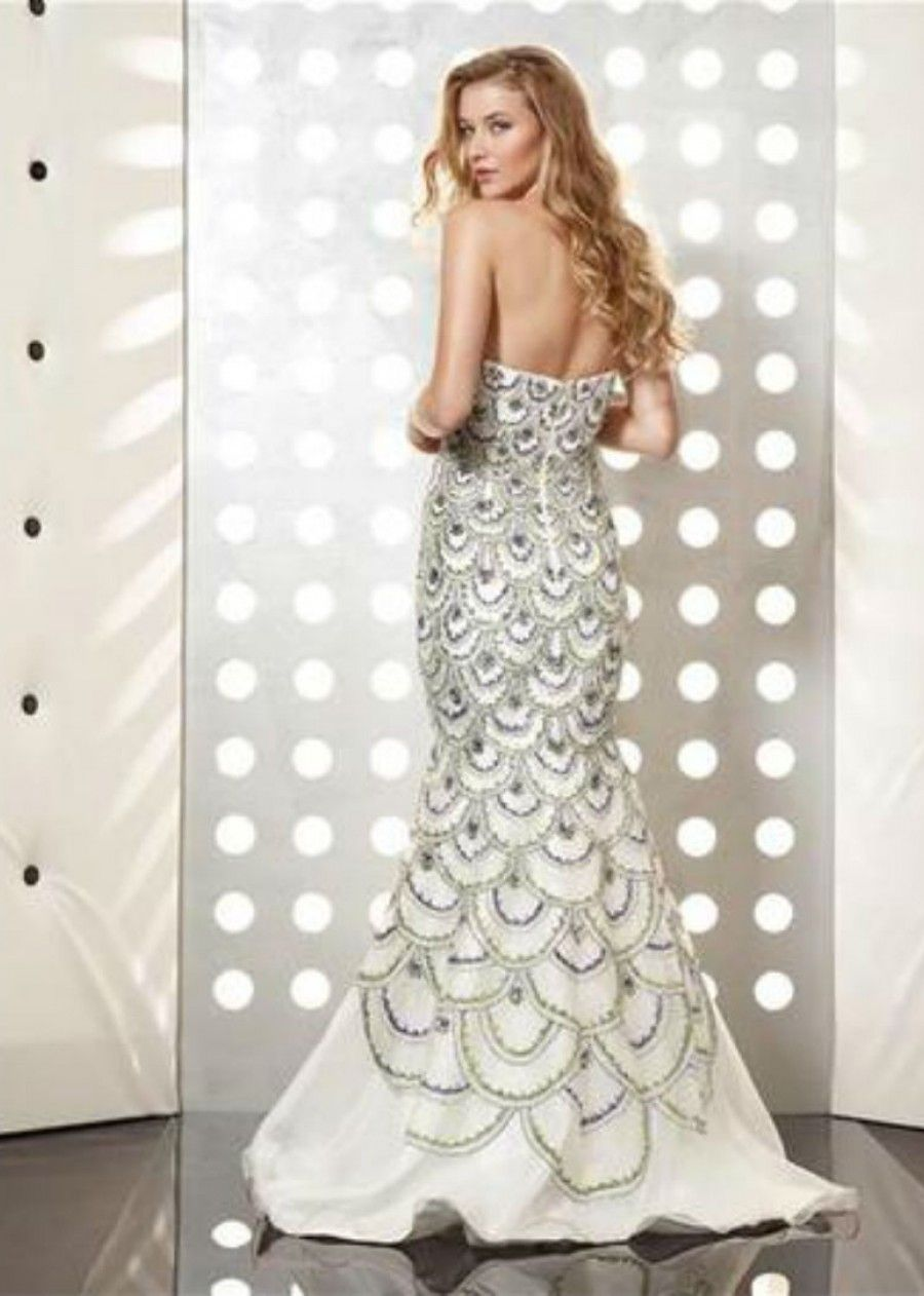 Jasz Couture 4374 Long Gown on Sale | Prom dresses | Pinterest ...