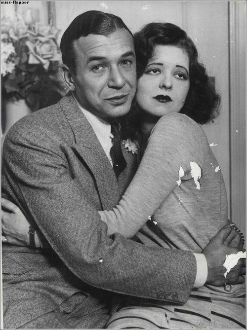 Image result for clara bow and harry richman